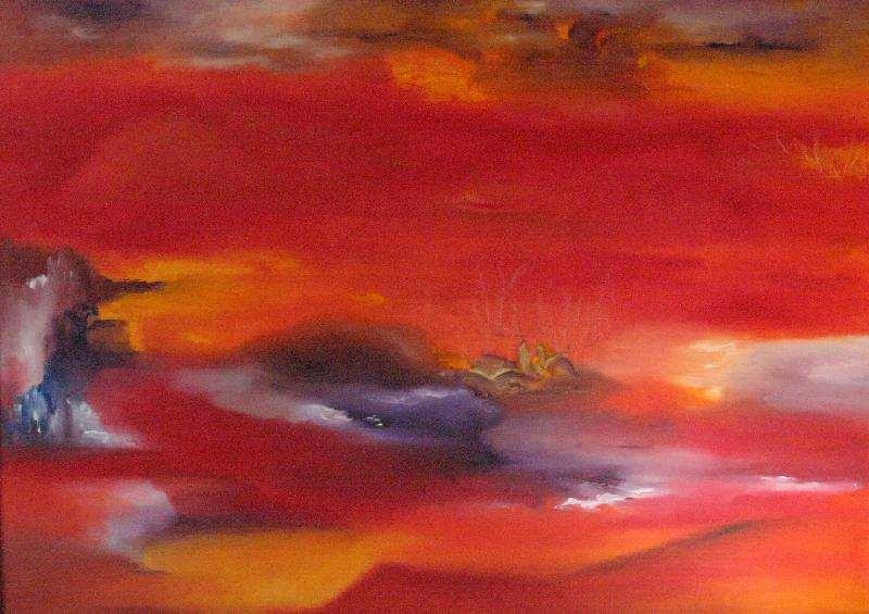 Jeanette Damsma - Schilderij - 1002