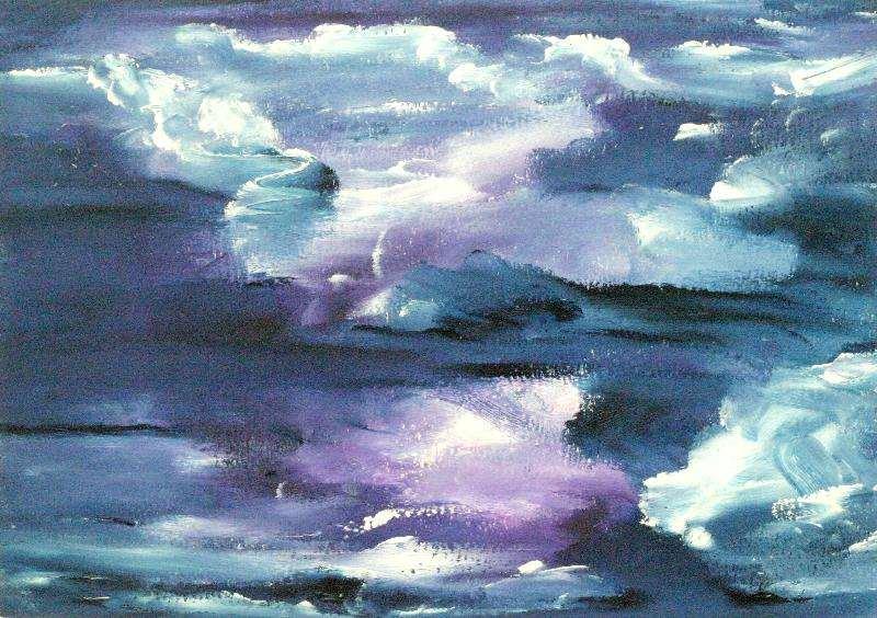 Jeanette Damsma - Schilderij - 1003
