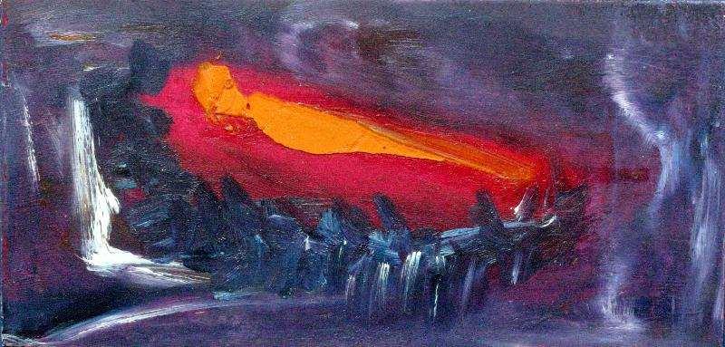 Jeanette Damsma - Schilderij - 1008