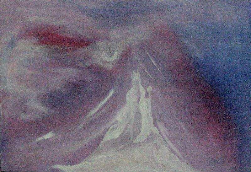 Jeanette Damsma - Schilderij - 1009