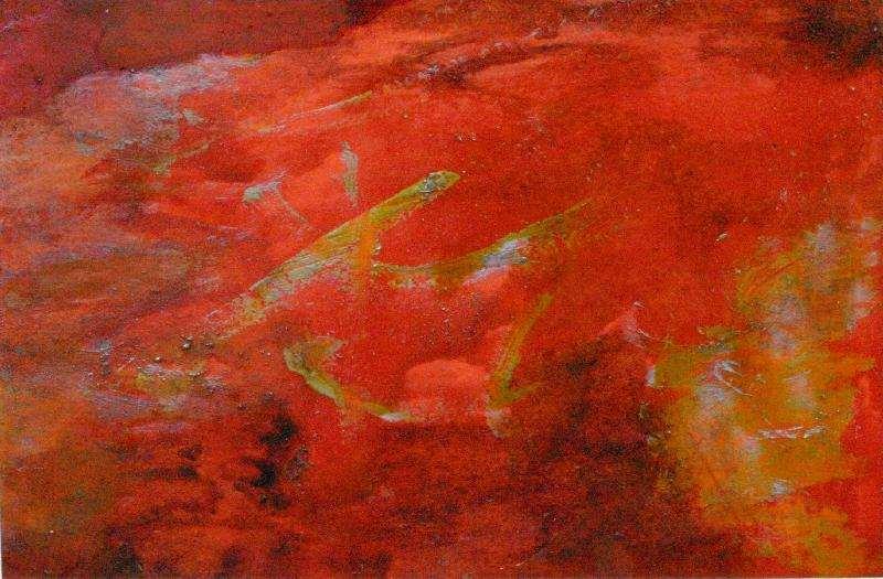 Jeanette Damsma - Schilderij - 1012