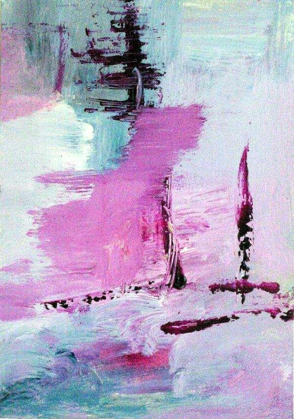 Jeanette Damsma - Schilderij - 1015