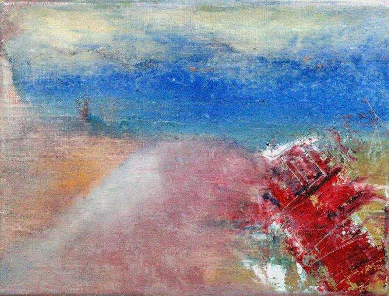 Jeanette Damsma - Schilderij - 1019
